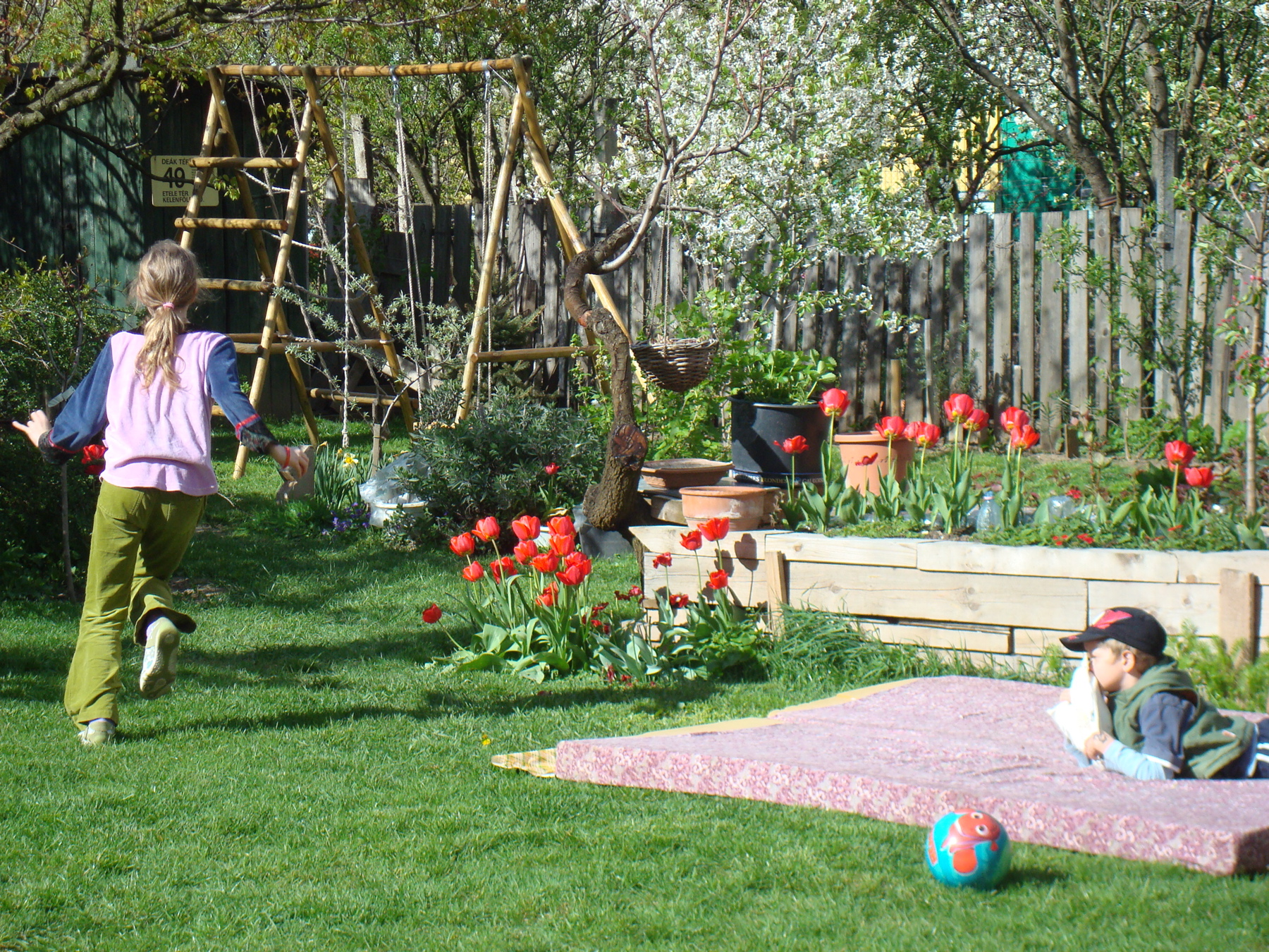 Flower garden birthday party the steussy ranch flower garden birthday party it izmirmasajfo