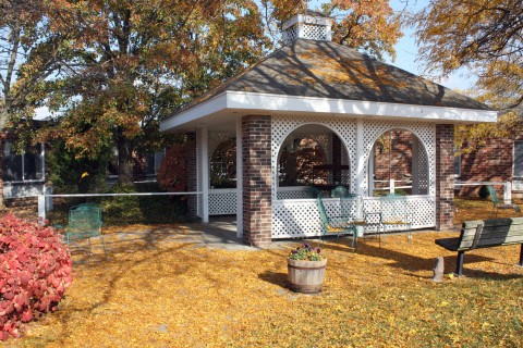 Zionsville Meadows Gazebo