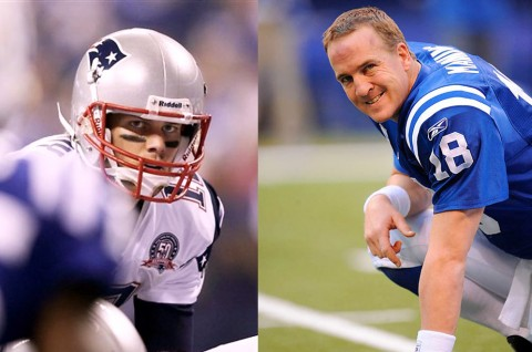 Patriots Colts Football